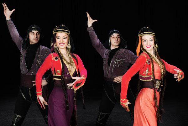 Balletto Nazionale Della Georgia - SUKHISHVILI