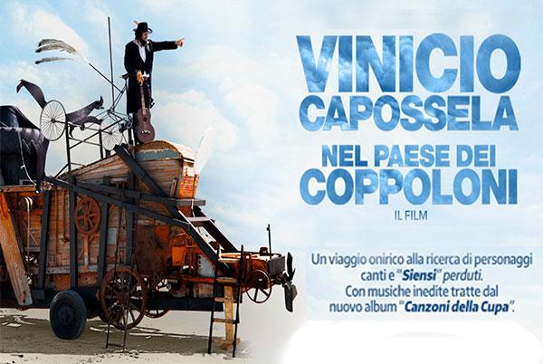 """VINICIO CAPOSSELA """"NEL PAESE DEI COPPOLONI"""""""