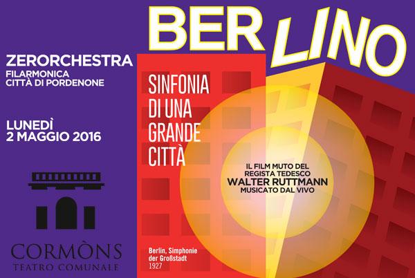 BERLINO - Sinfonia di una grande città