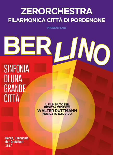 CARTOLINA CORMONS ZERORCHESTRA BERLINO
