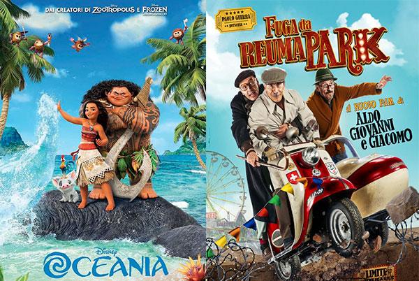 OCEANIA + FUGA DA REUMA PARK