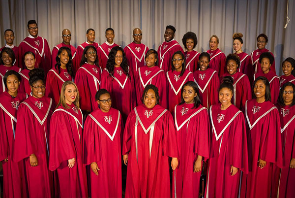 EVERY PRAISE & Virginia Union Gospel Choir