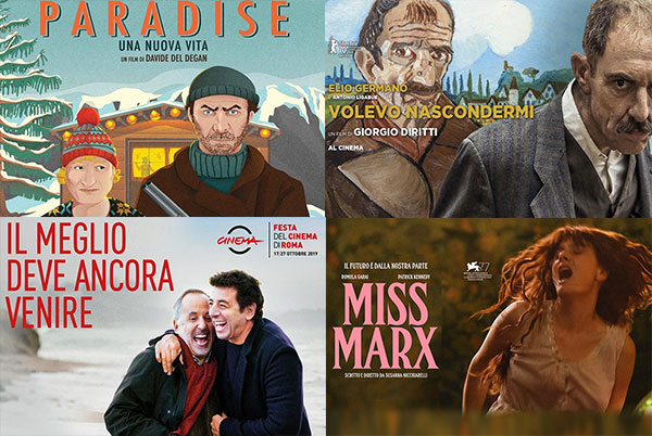 Circuito Cinema dal 12 ottobre